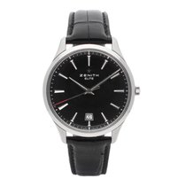Zenith Steel 40mm Automatic 03.2020.670/21.C493 pre-owned South Africa, Centurion