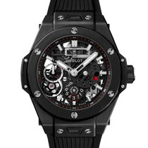 Hublot Big Bang Meca-10 nuevo 2020 Cuerda manual Reloj con estuche y documentos originales 414.CI.1123.RX
