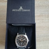 Jacques Lemans Stål 42mm Automatisk 1-1943A ny