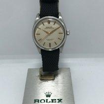 Rolex Oyster Perpetual Çelik 34mm Beyaz Rakamsız Türkiye, istanbul