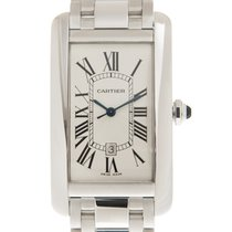 Cartier Tank Américaine W26055L1 new