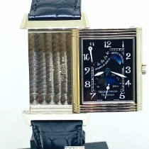Jaeger-LeCoultre Or blanc Remontage manuel occasion Reverso (submodel)