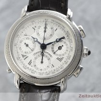 Maurice Lacroix Masterpiece Steel 40mm Silver
