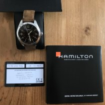 Hamilton Khaki Field Day Date Acier 42mm France, Léhon