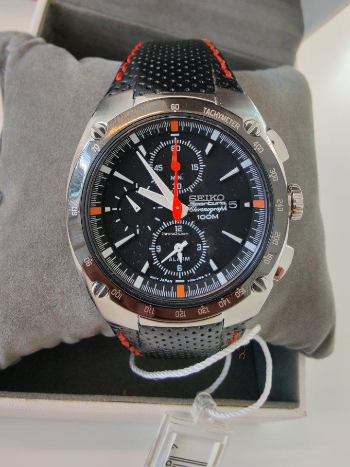 Seiko Sportura chronograph SNA481P1