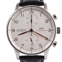 IWC Portuguese Chronograph IW371445 2002 pre-owned