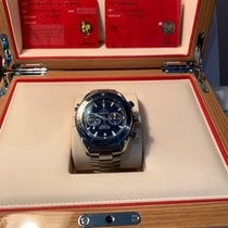Omega Seamaster Planet Ocean Chronograph Titane 45,5mm Bleu France, ARCACHON