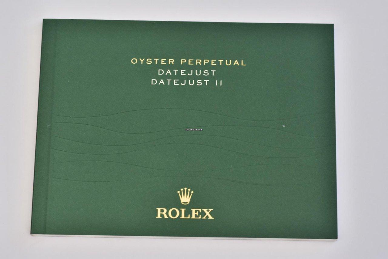 Rolex Datejust II 2013 подержанные