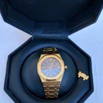 Audemars Piguet Royal Oak 14790BA Yellow Gold 36 mm 1990 pre-owned