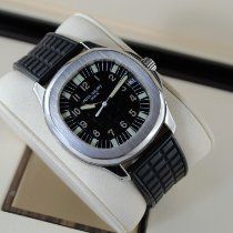 Patek Philippe 5065A Steel 2006 Aquanaut 38mm pre-owned
