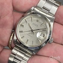 Rolex 6694 Steel 1972 Oyster Precision 34mm pre-owned