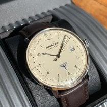 Junkers Acero 39.5mm Cuarzo 6046-5 nuevo