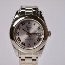 Rolex Lady-Datejust Pearlmaster Weißgold 34mm Silber Römisch Deutschland, Frankfurt am Main