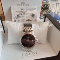 Tissot Bridgeport Zeljezo 40mm Crn Rimski brojevi