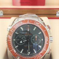 Omega Seamaster Planet Ocean Chronograph new 2021 Automatic Chronograph Watch with original box and original papers 215.30.46.51.99.001