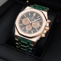 Audemars Piguet Royal Oak Chronograph new 2019 Automatic Chronograph Watch with original box and original papers 26331OR.OO.1220OR.02