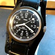 Timex 36mm Handaufzug TW2P88400 gebraucht