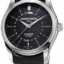 Frederique Constant Classics Automatic Steel 43mm Grey United States of America, New Jersey, Lakewood