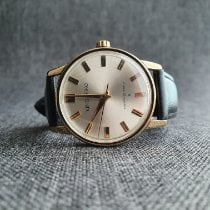 Seiko King Gold/Steel 35mm Silver No numerals