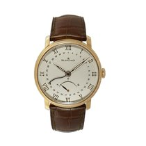 Blancpain Villeret Ultra-Slim Red gold 40mm White Roman numerals United States of America, Connecticut, Greenwich
