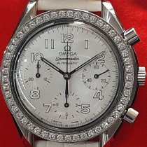 Omega Speedmaster Reduced new 2010 Automatic Chronograph Watch with original box and original papers 3815.70.36