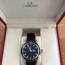Omega Seamaster Planet Ocean Acier 45.5mm Noir Arabes France, Nanterre