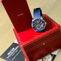 Cartier Calibre de Cartier Diver новые 2019 Автоподзавод Часы с оригинальными документами и коробкой W2CA0009