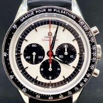 Omega Speedmaster Professional Moonwatch Acier 39.7mm Argent Sans chiffres