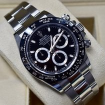 Rolex Daytona Steel 40mm Black No numerals United States of America, Virginia, Arlington