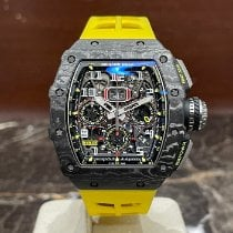 Richard Mille RM 11-03 Carbon 2019 RM 011 49.94mm new