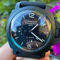 Panerai Luminor 1950 10 Days GMT PAM 00335 2015 pre-owned