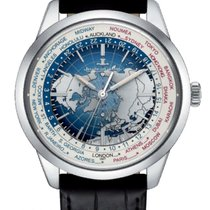 Jaeger-LeCoultre Q8108420 Steel 2019 Geophysic Universal Time 41.6mm new