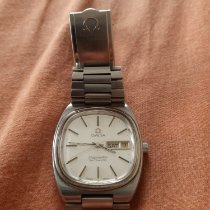 Omega Steel Automatic 166.0213 pre-owned India, cochin