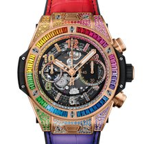 Hublot Big Bang Unico Rose gold United States of America, Florida, North Miami Beach