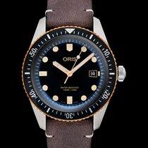 Oris Divers Sixty Five Steel 42mm Black United States of America, California, Burlingame