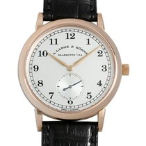 A. Lange & Söhne Rose gold Manual winding 206.032 pre-owned