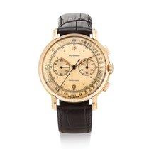 摩凡陀 玫瑰金 計時碼錶 R9033