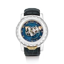 Ulysse Nardin Freak White gold Blue United States of America, New York, New York