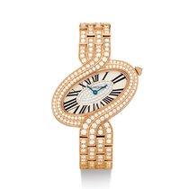 Cartier Délices de Cartier Roséguld Silver