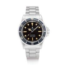 Rolex Submariner (No Date) Acier Noir