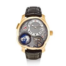 Greubel Forsey Rosa guld GMT