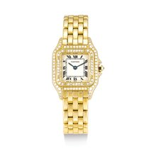 Cartier Panthère Yellow gold Silver United States of America, New York, New York