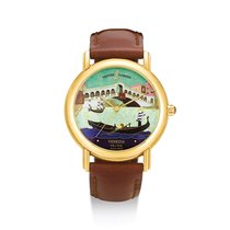 Ulysse Nardin San Marco Cloisonné Yellow gold United States of America, New York, New York