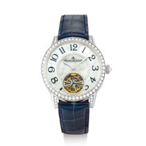 Jaeger-LeCoultre Rendez-Vous White gold Mother of pearl United States of America, New York, New York