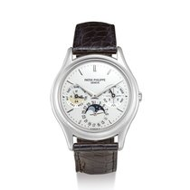 Patek Philippe Perpetual Calendar White gold United States of America, New York, New York