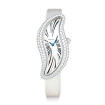 Cartier Baignoire Weißgold Silber