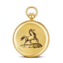 Patek Philippe Horloge 1857 Geelgoud Alleen het horloge