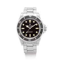 Rolex Submariner (No Date) Steel Black United States of America, New York, New York