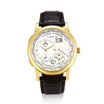 A. Lange & Söhne Lange 1 Yellow gold 42mm Silver United States of America, New York, New York