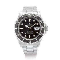 Rolex Submariner Date 168000 1988